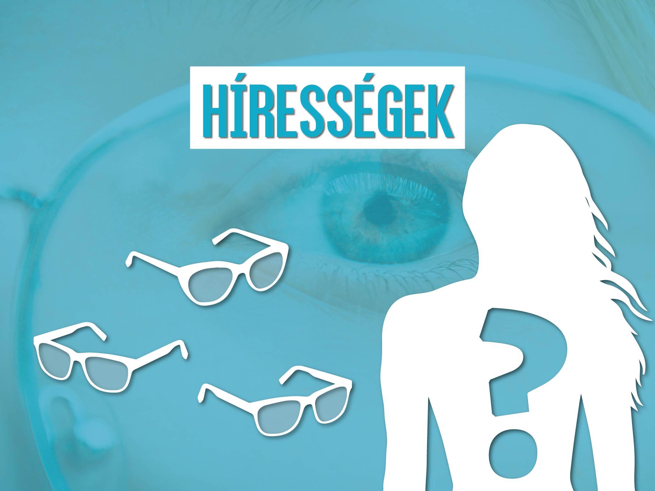 Szemüveges hírességek
