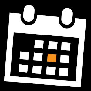 A naptár ikonja időpontfoglaláshoz