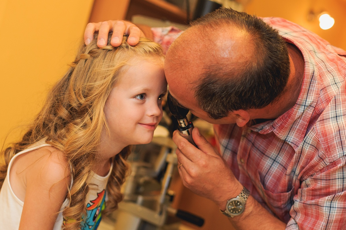 Szakorvosaink gyermek szemvizsgálatot is végeznek