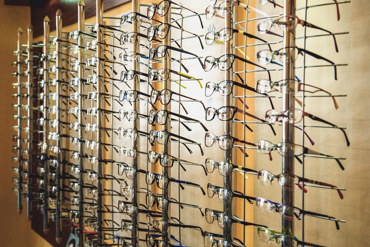 A Tisza Látáscentrum választékában található szemüvegek